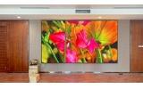 青岛地铁21楼会议室LED会议屏应用